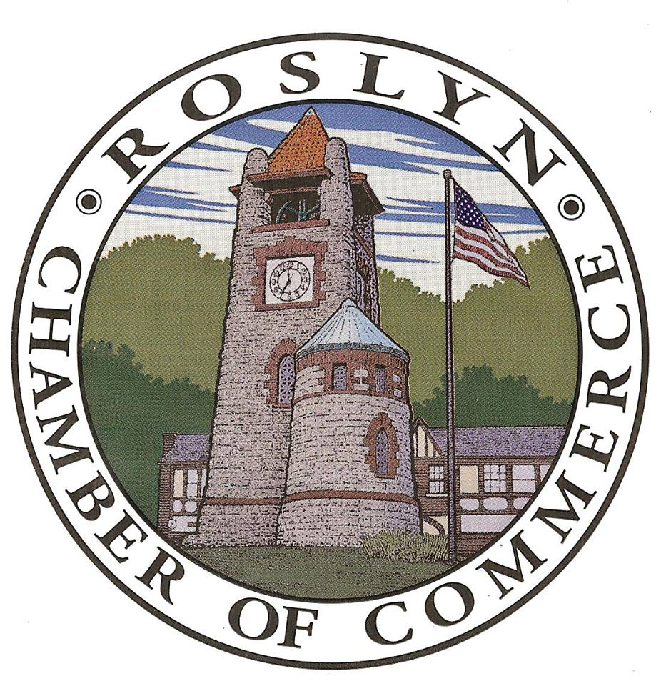 Roslyn Chamber of Commerce Logo