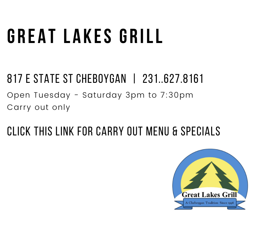 Great Lakes Grill Carry Out