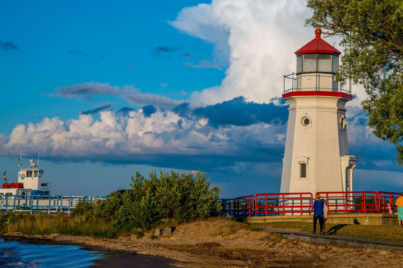 Lighthouse image