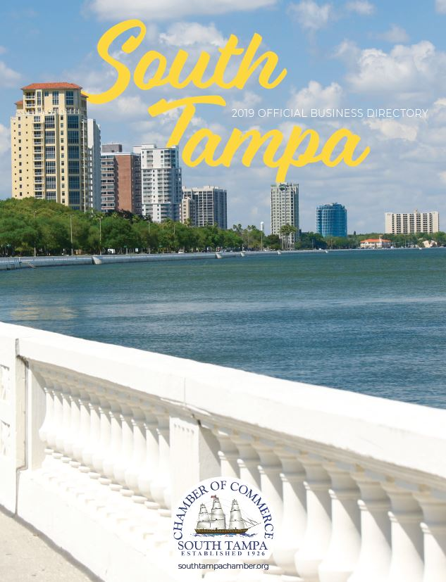 2019-20 STCOC Business and Community Resource Guide - South Tampa Chamber Business Directory