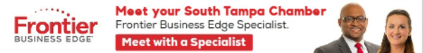 Frontier Business Edge South Tampa Chamber of Commerce