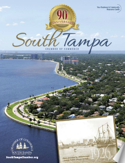 2016-17 STCOC Business and Community Resource Guide - South Tampa Chamber Business Directory