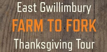 East Gwillimbury Farm to Fork Thanksgiving Tour