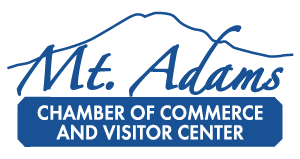 Mt Adams Chamber of Commerce and Visitor Center Logo