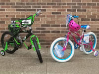Win at Bike at the Be Aware Wellness Fair on Sept. 7