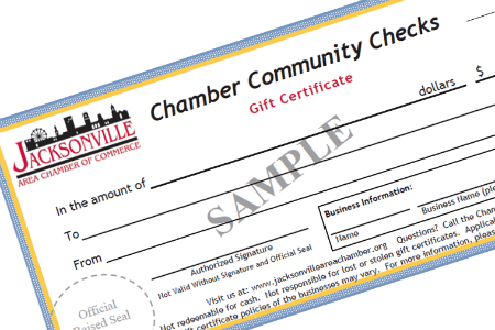 Chamber Checks  -- Preorder for the Holidays!
