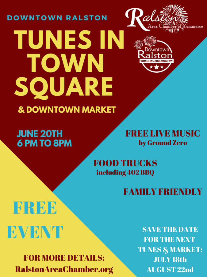 Tunes in Townsquare & Downtown Market