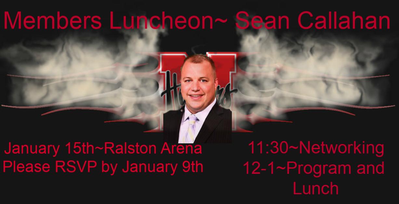 January Member Luncheon
