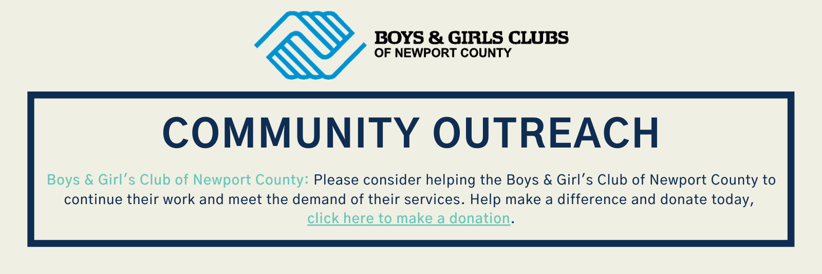 Boys & Girl's Club of Newport County