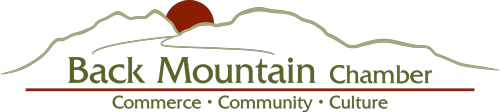 Back Mountain Chamber Logo