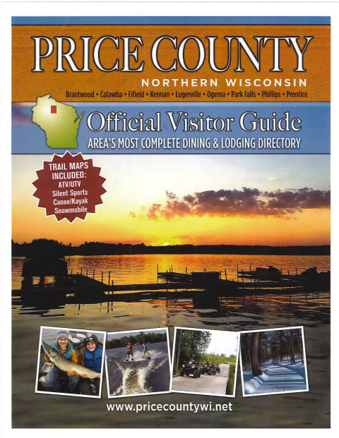 Order your FREE 2019 Price County Guide HERE