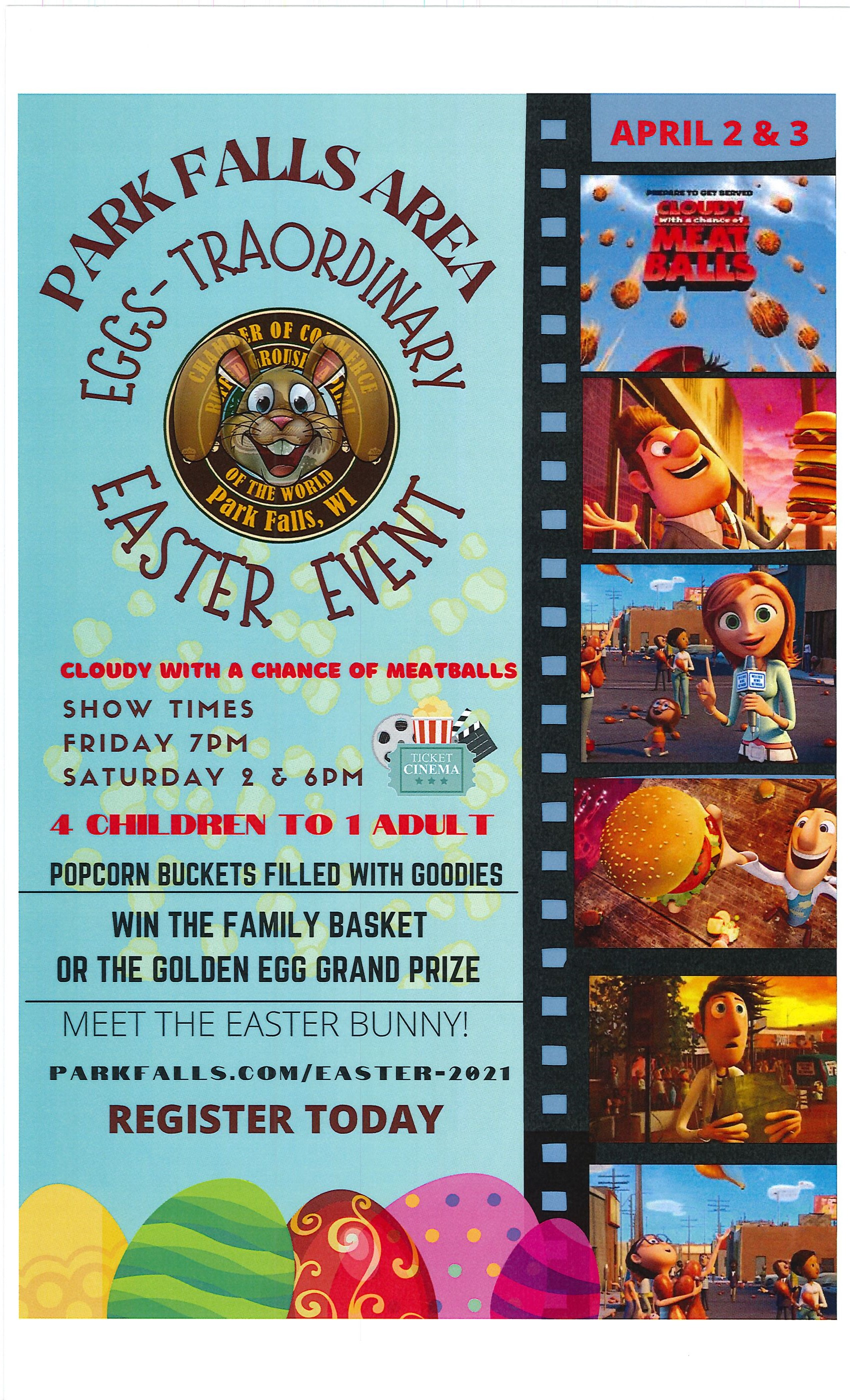 FREE Easter movie