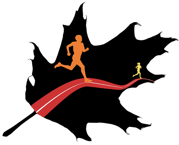 Run/Walk logo