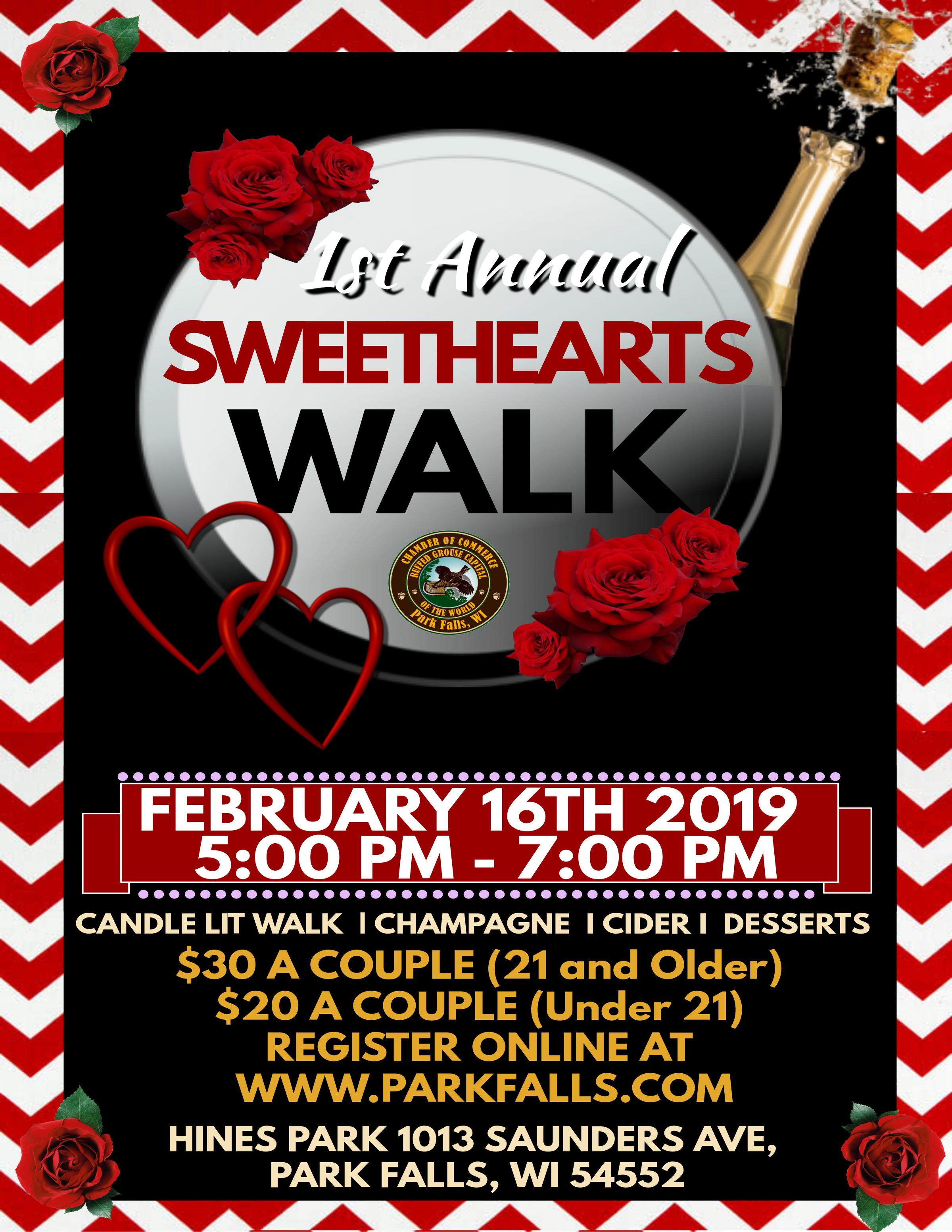 Sweetheart's Walk