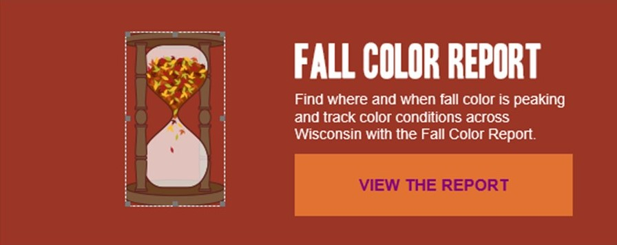Travel Wisconsins Fall Color Report