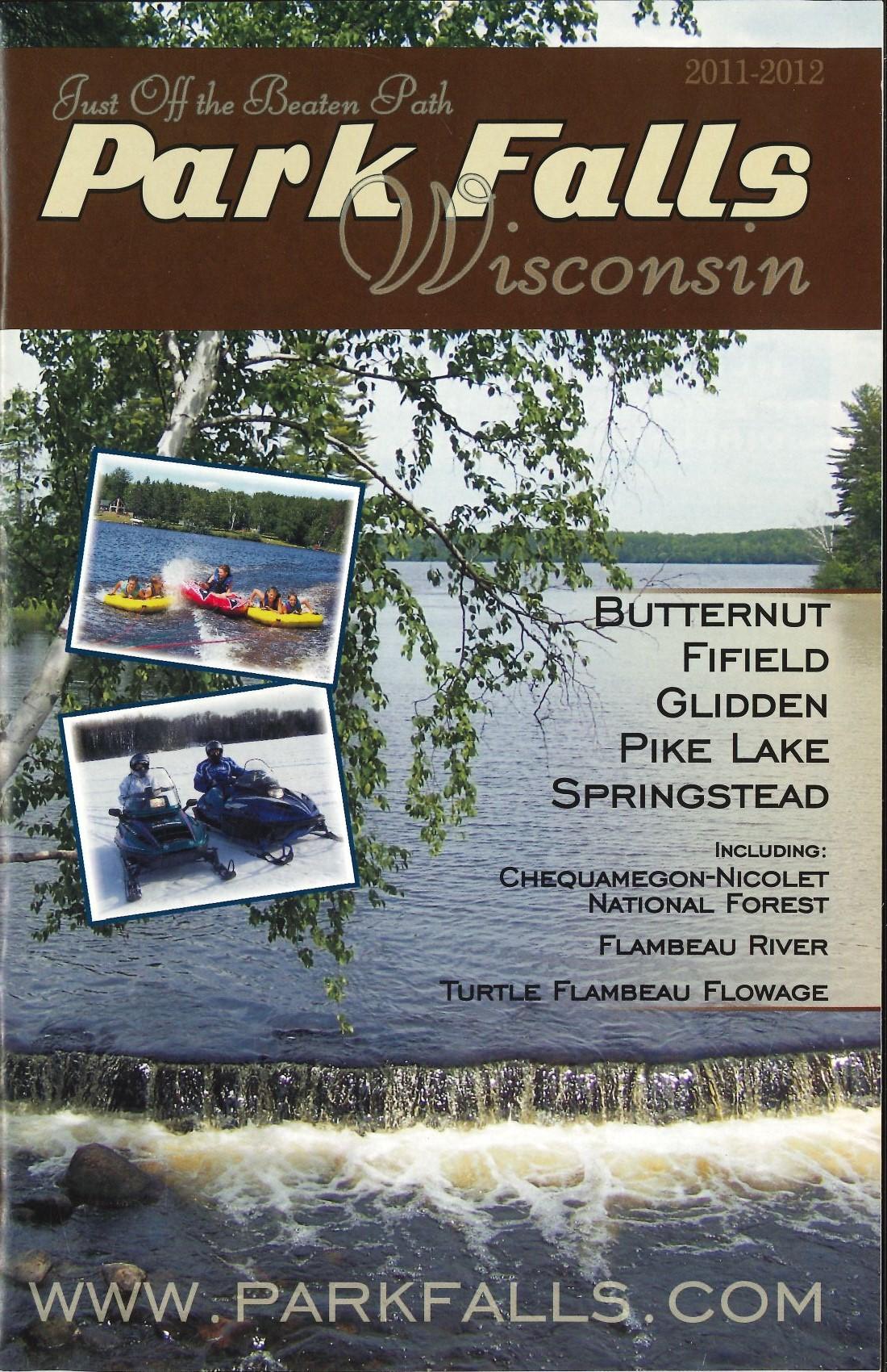 Park Falls 2011-12 Guide