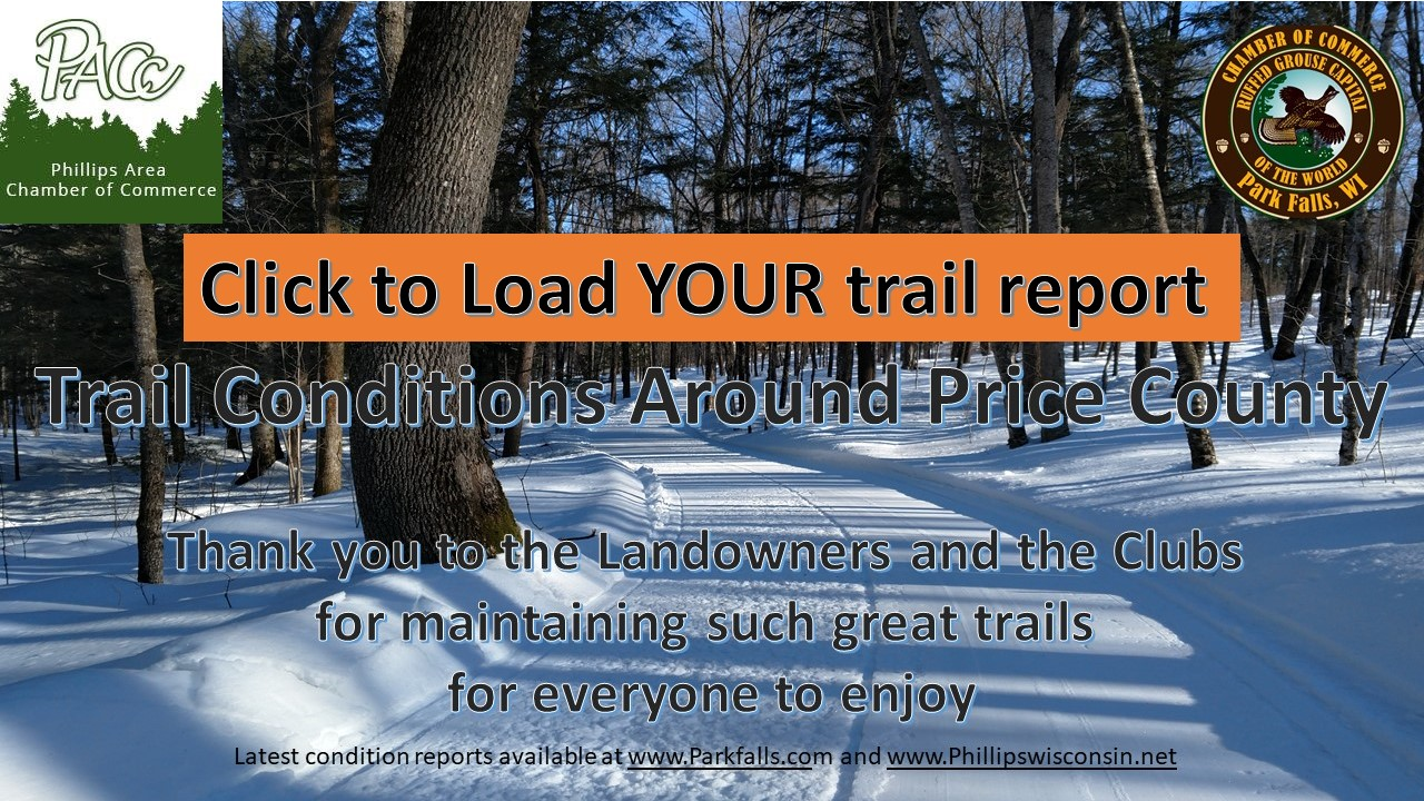 Snowmobile Trail report submission