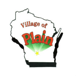 Village of Plain Logo