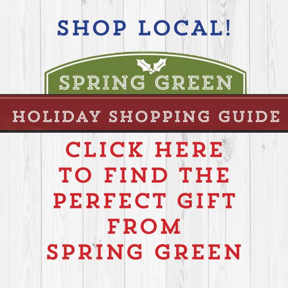 Spring Green Shop Local