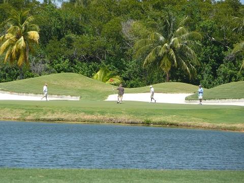 Crandon golfers