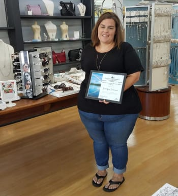 Hart County Chamber of Commerce 2nd Quarter Ambassador of the Month:  Jenn Johnson