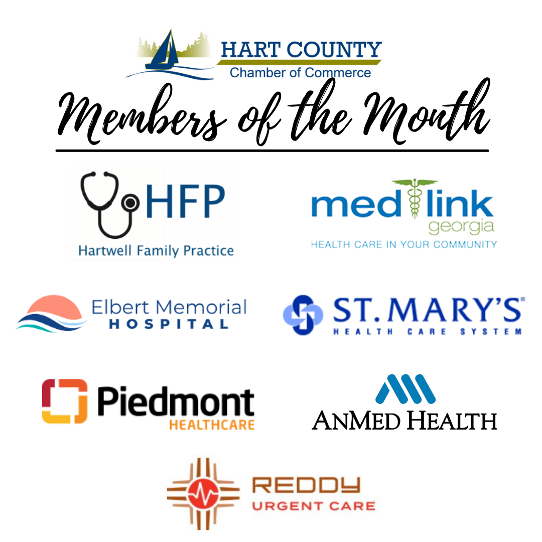 Members of the Month Healthcare Workers