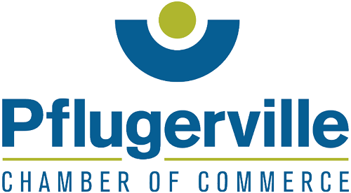 Pflugerville Chamber of Commerce Logo