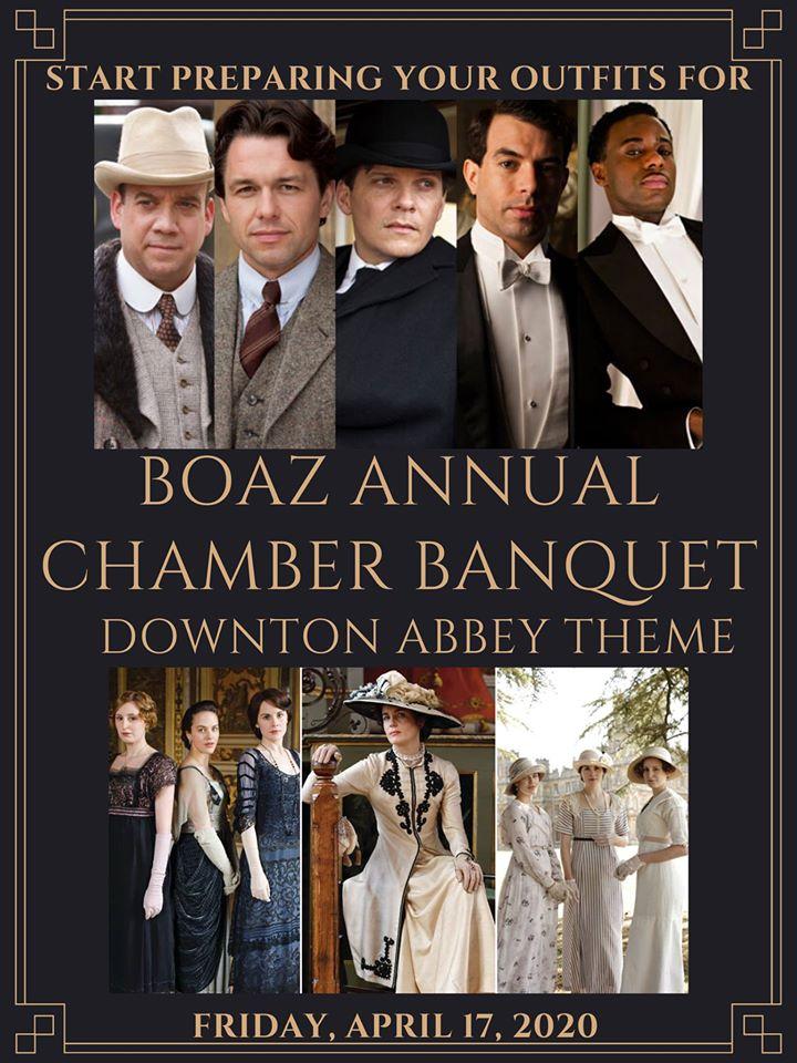 Boaz Banquet 2020