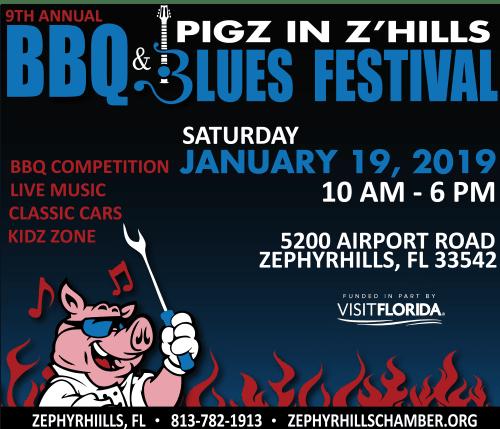 BBQ Blues Greater Zephyrhills Chamber Of Commerce FL - Zephyrhills fl car show