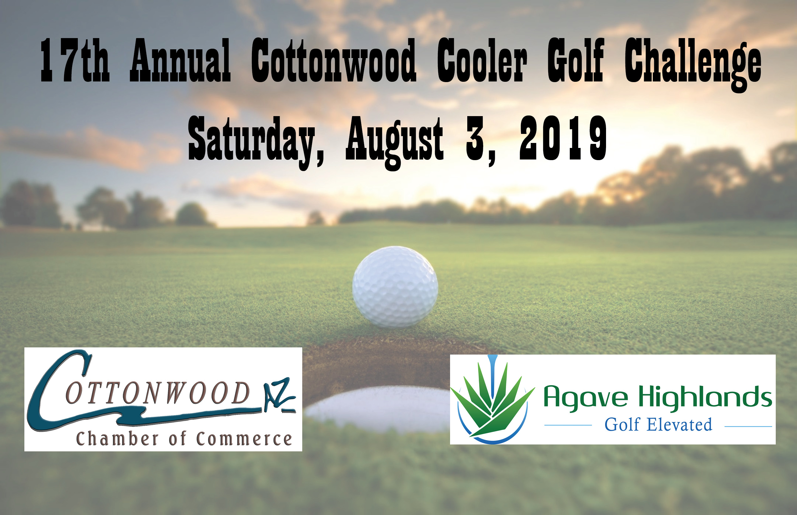 17th Annual Cottonwood Cooler Golf Challenge