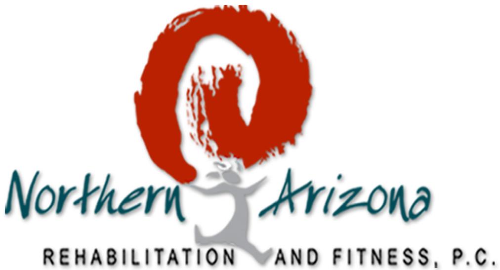 Northern Arizona Rehabilitation and Fitness logo