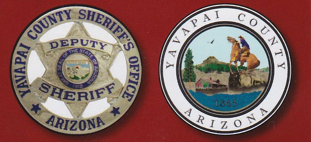 Yavapai Jail District Logos