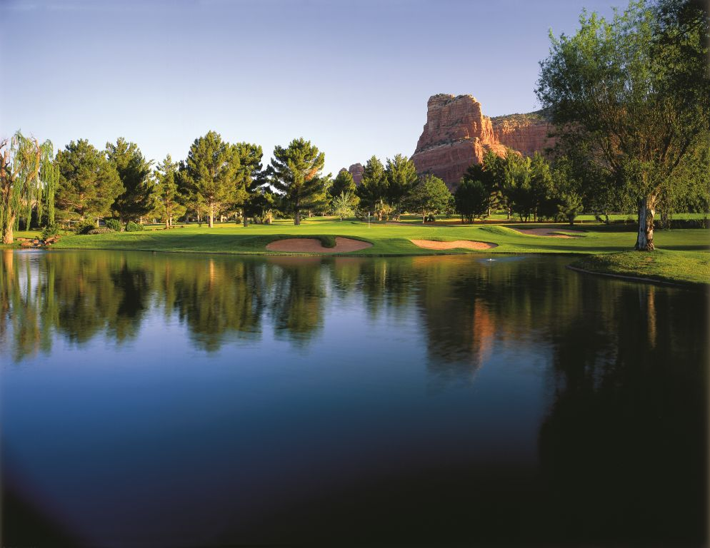 Verde Santa Fe Golf Course