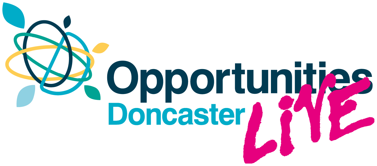 Opportunities Doncaster Live logo