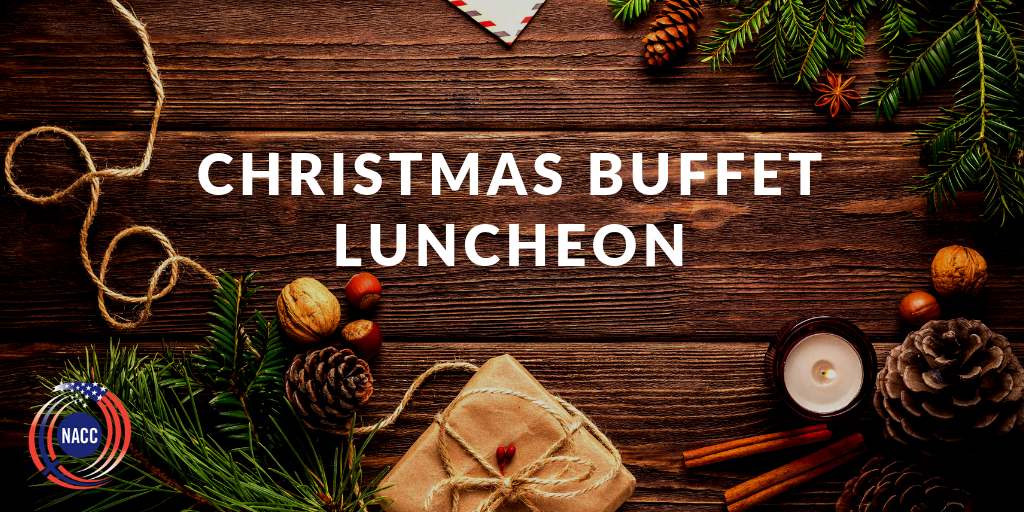ANNUAL CHRISTMAS BUFFET LUNCHEON