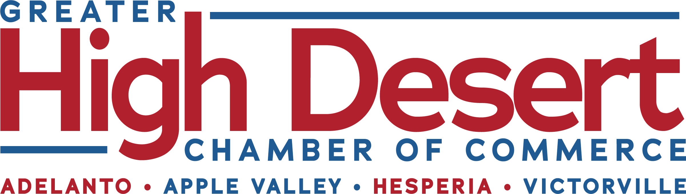 Hesperia Chamber of Commerce Logo