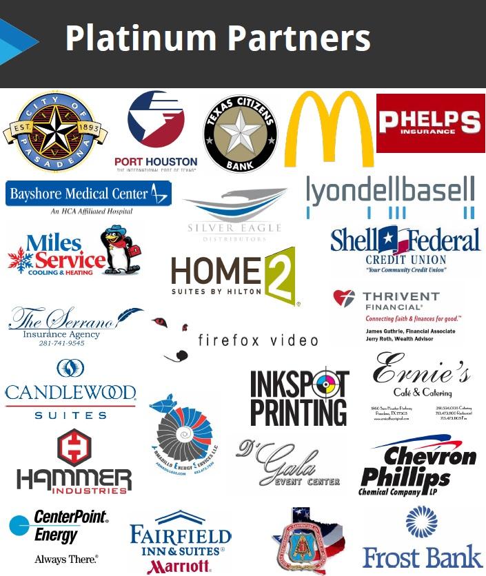 Platinum Partners Logos
