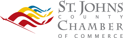 St. Johns County Chamber of Commerce Logo