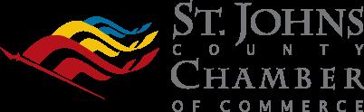 St. Johns County Chamber of Commerce Logo