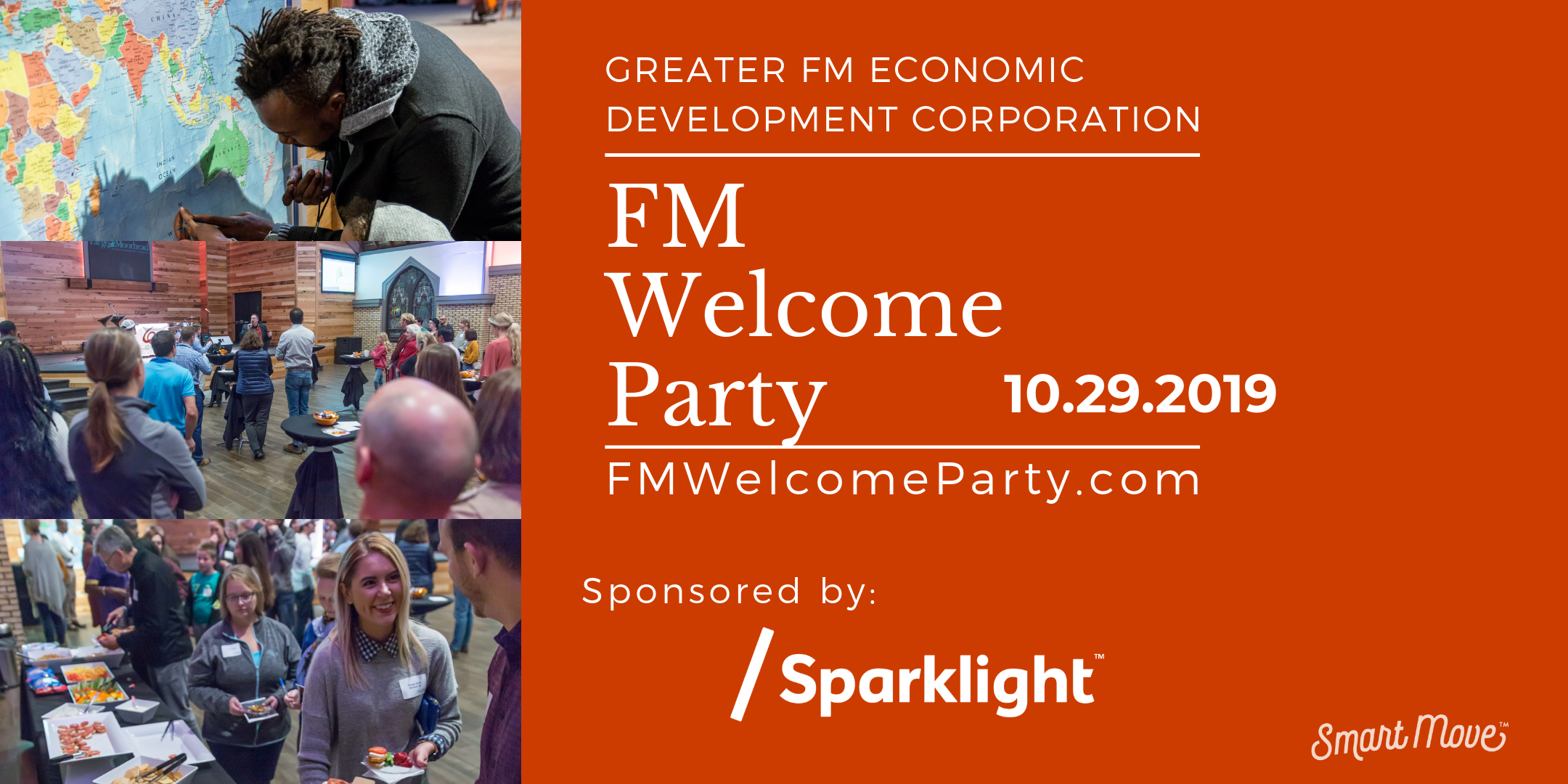 FM Welcome Party ? October 29, 2019