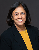 Smita Garg, who serves as NDSU?s Assistant Director, Employer Engagement for the Career and Advising Center