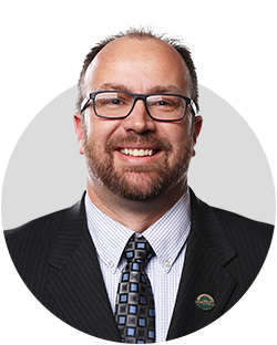 Mayor Chad Olson, City of Dilworth