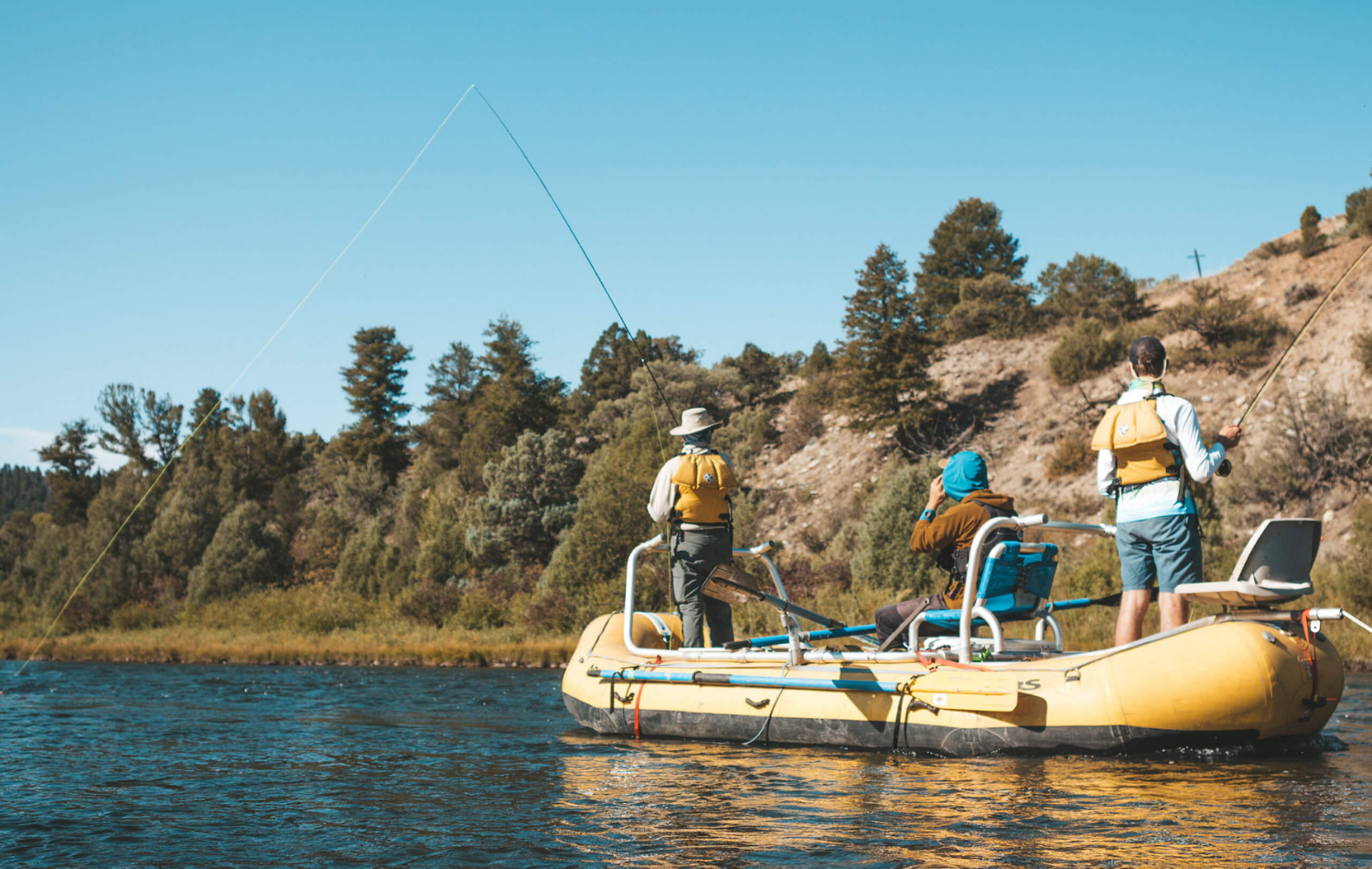 AVA Fly Fishing Colorado in Kremmling, CO - Grand County