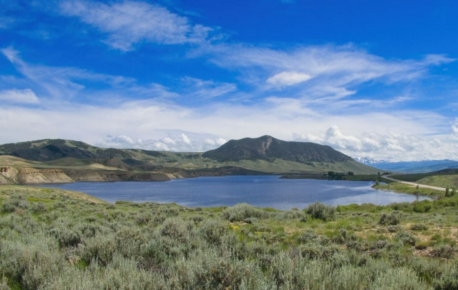 Wolford Mountain Reservoir in Kremmling, CO - Grand County