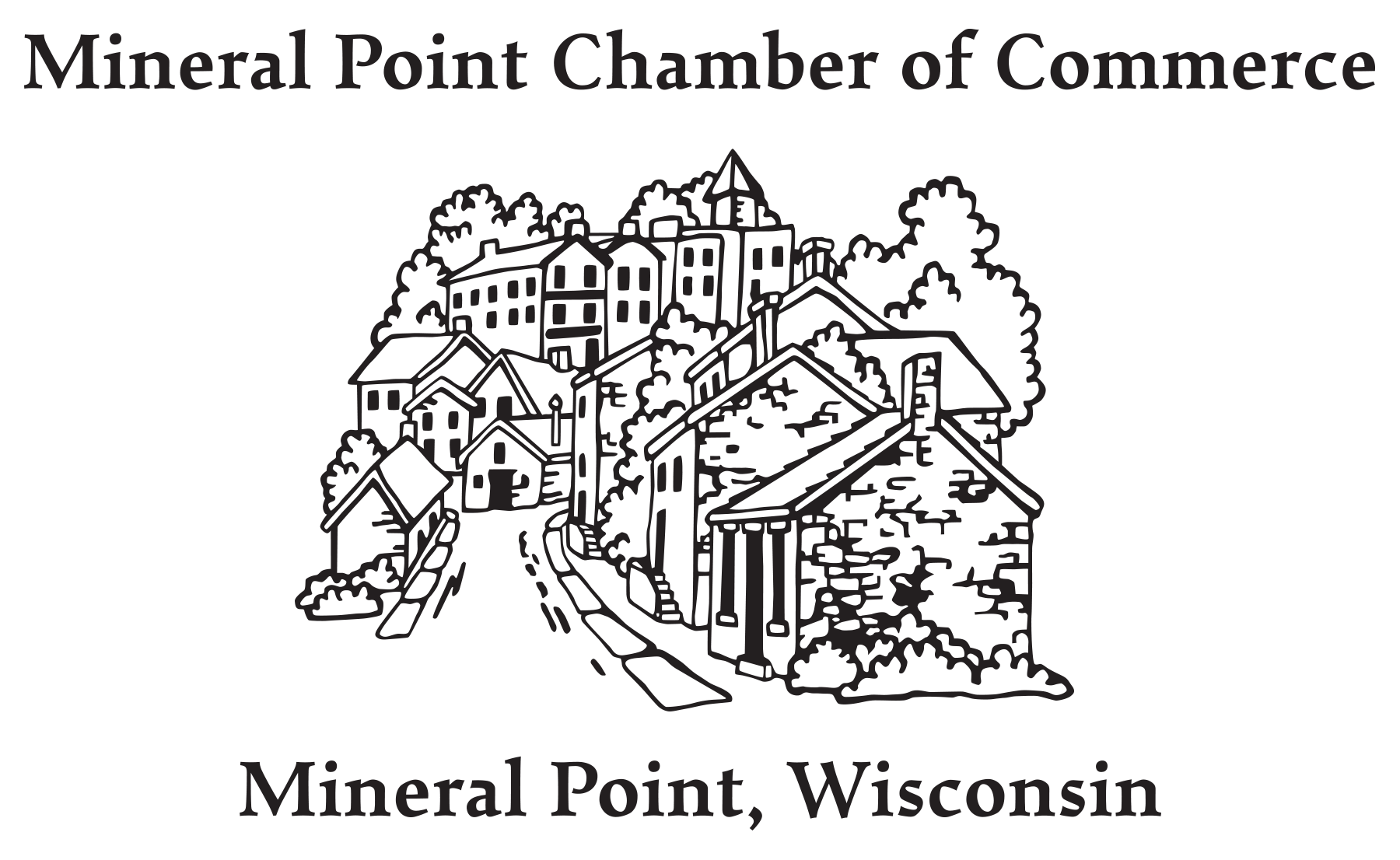 Mineral Point Wisconsin Logo