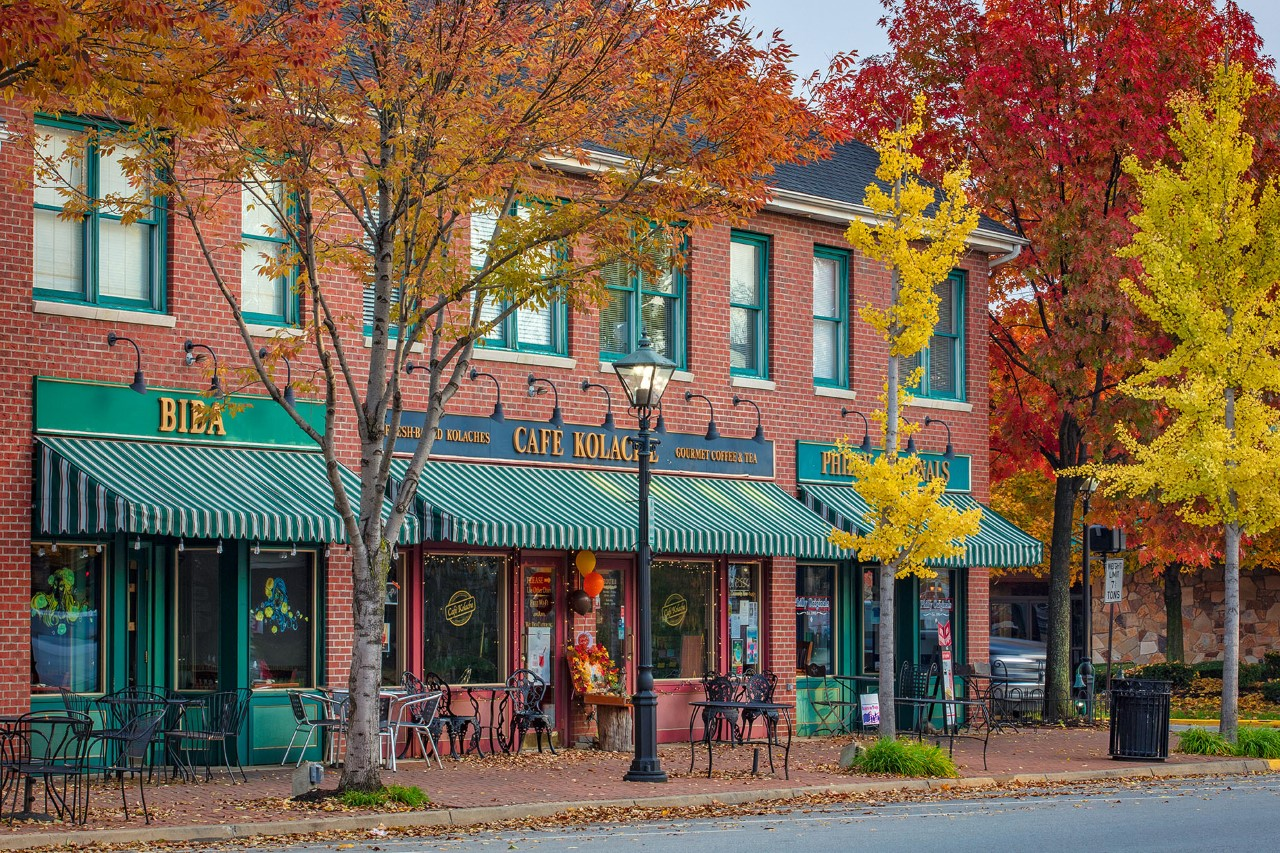 Beaver County Fall