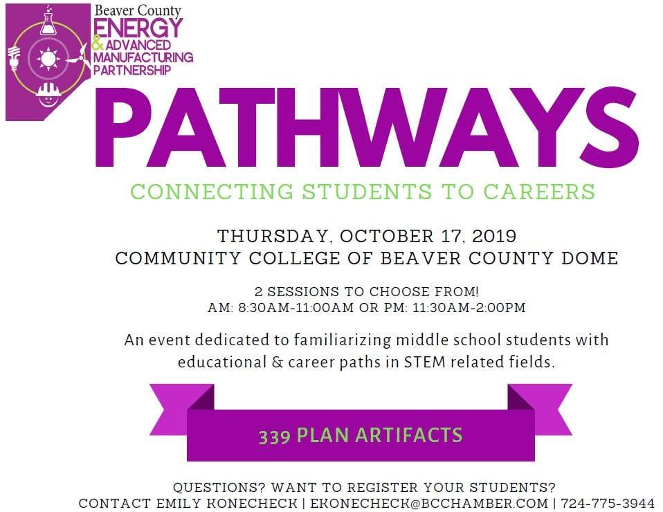 Beaver County Energy & Advanced Manufacturing Partnership Pathways