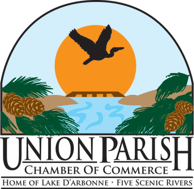 Union Parish Chamber of Commerce logo