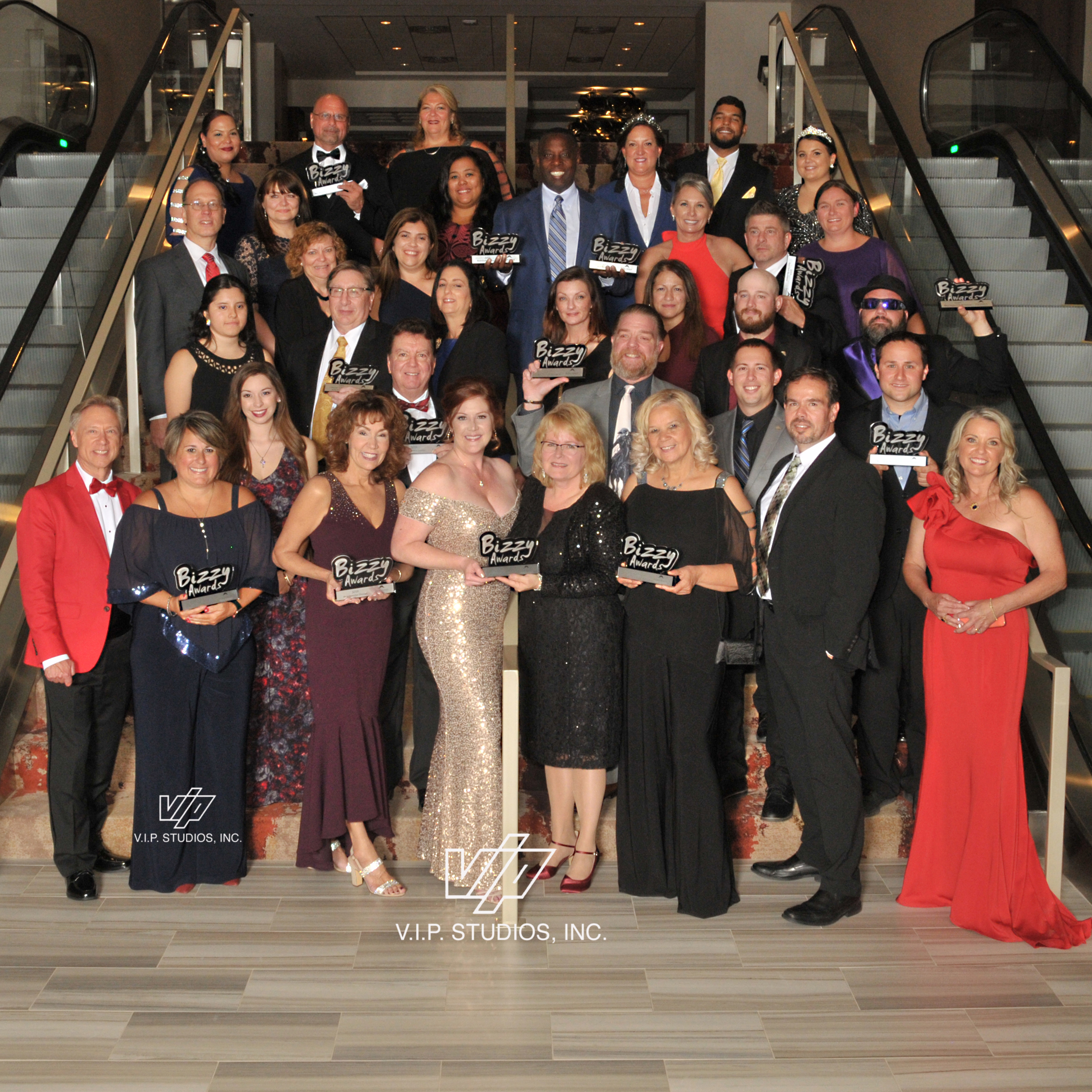 2020 Bizzy Award Winners Photo