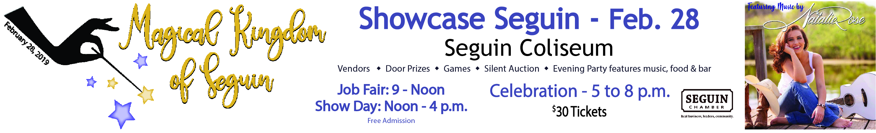 Job Fair at Showcase Seguin